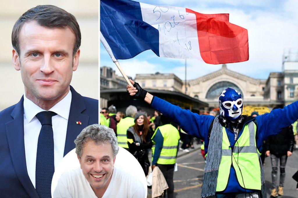 Royaume-Uni pourrait aller aux chiens avec le Brexit - mais au moins nous ne sommes pas la France
