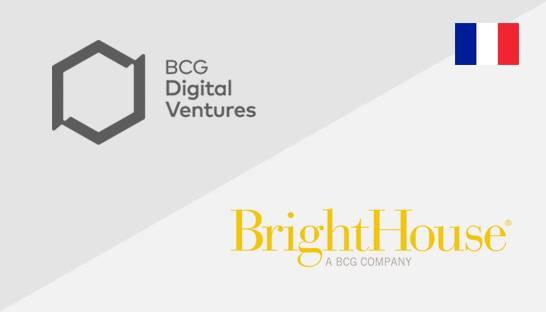 BCG lance BrightHouse et Digital Ventures en France