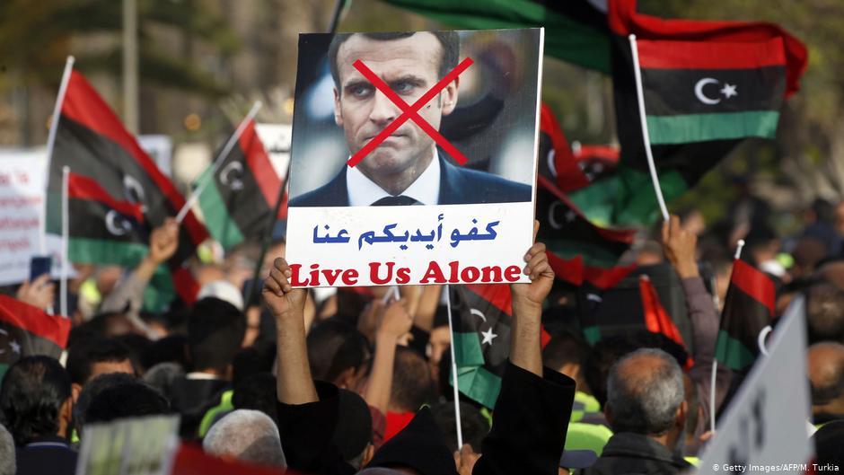 L'UE et la France divisées sur la Libye alors que Khalifa Haftar frappe Tripoli | Europe | Nouvelles et actualités de tout le continent | DW