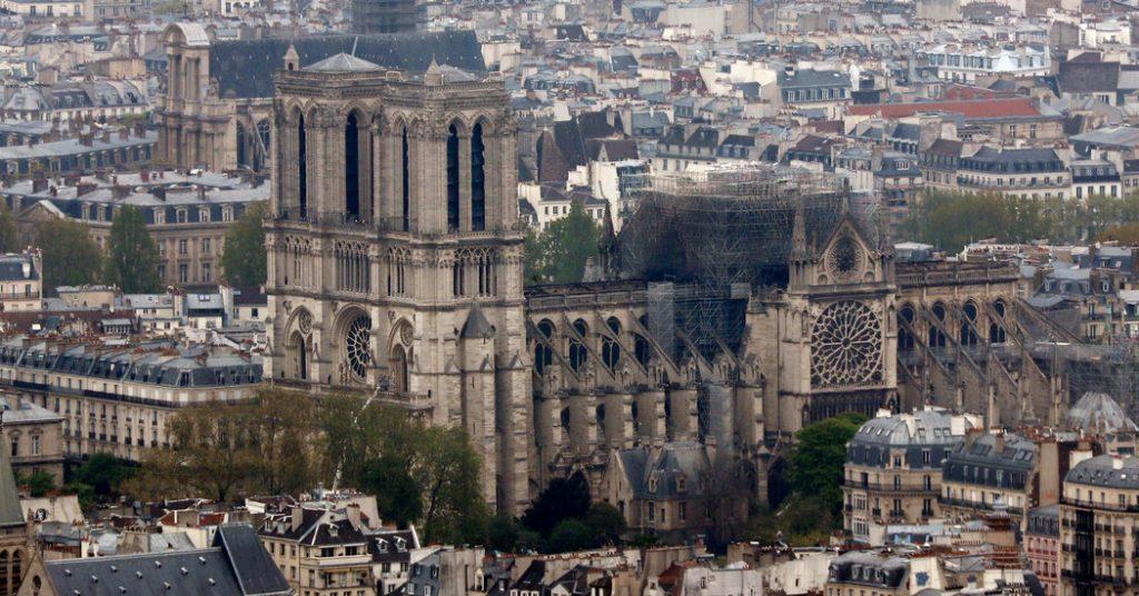 Ce que révèle l'incendie de Notre-Dame sur l'âme de la France