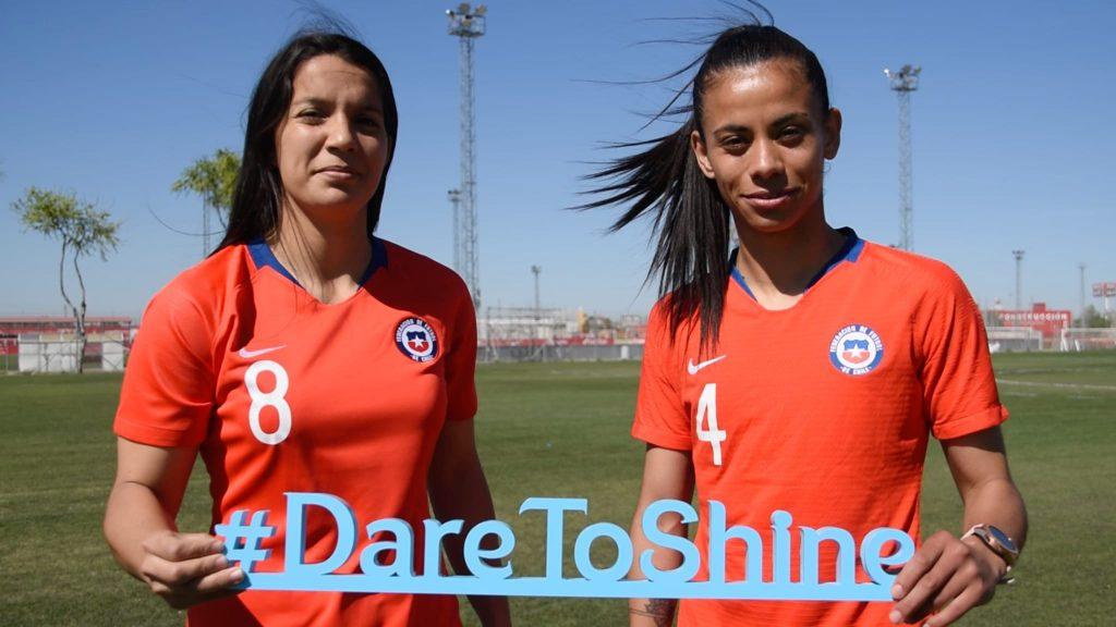Coupe du Monde Féminine de la FIFA, France 2019 ™ - Actualités - Araya-Lara, double acte de la Coupe du Monde de la Coupe du Chili