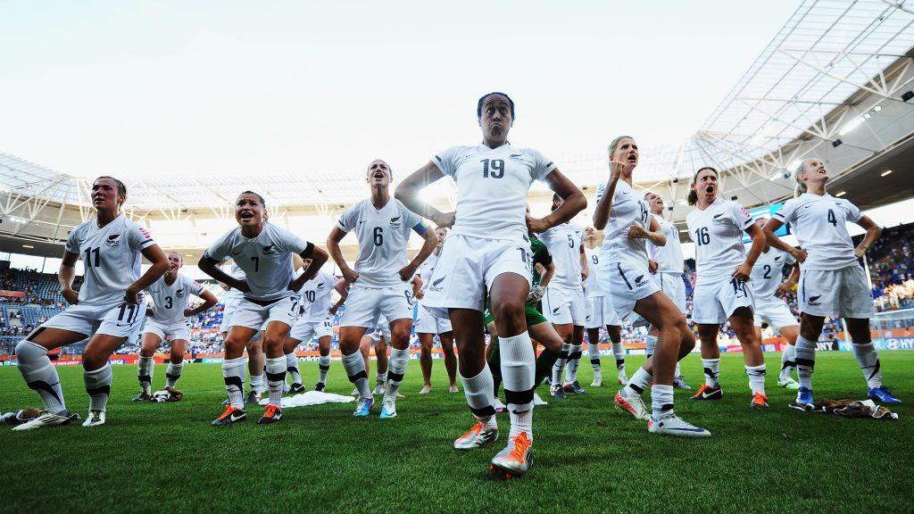 Coupe du Monde Féminine de la FIFA, France 2019 ™ - Actualités - Quand l'histoire a été marquée par un Haka