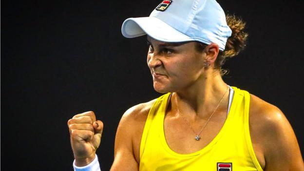 Demi-finales de la Fed Cup: niveau de l'Australie et de la Biélorussie, avec la Roumanie et la France également à égalité