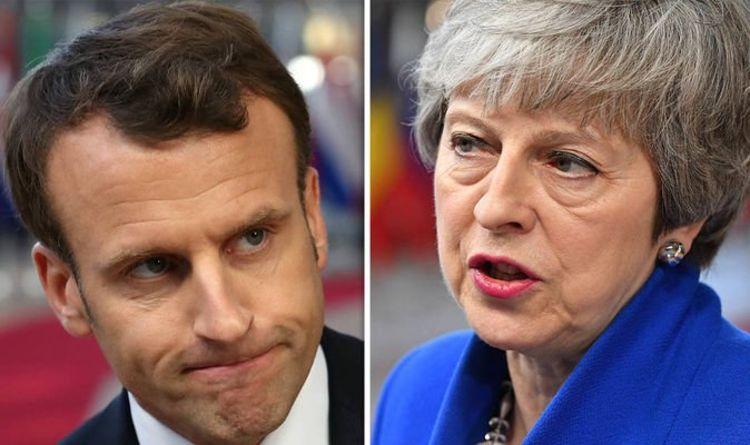 France sur le Brexit: Pourquoi Macron SO EAGER veut-il sortir le Royaume-Uni de l'UE immédiatement? | La politique | Nouvelles