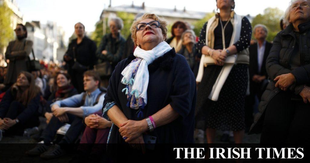 L'attention de la France se tourne vers la reconstruction de Notre Dame