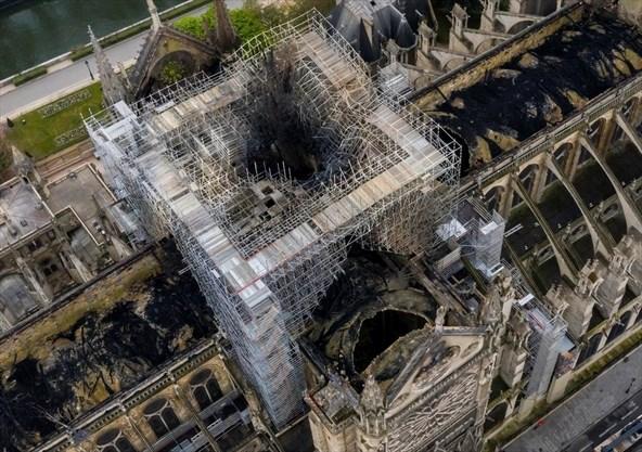 Les cloches des cathédrales françaises rendent hommage à Notre Dame - WellandTribune.ca