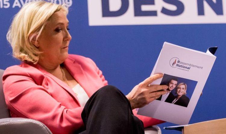 Marine Le Pen demande une réforme de l'Union européenne | Monde | Nouvelles