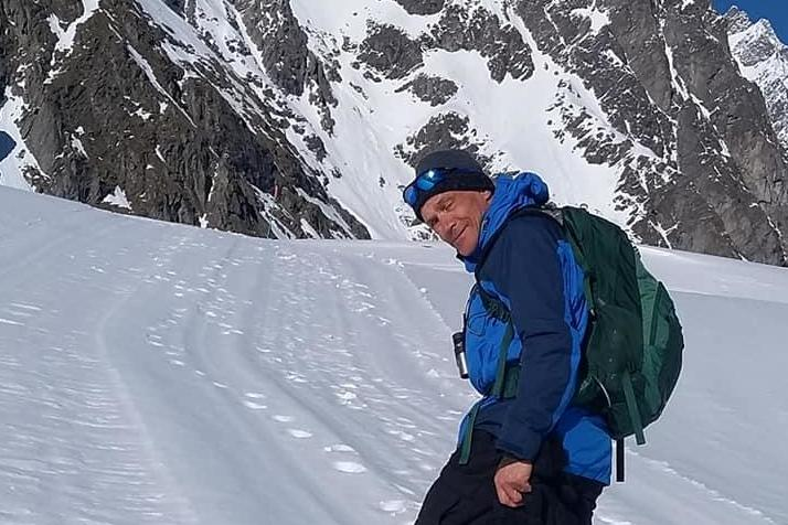 Un corps de généraliste britannique porté disparu depuis près d'un mois dans les Alpes françaises