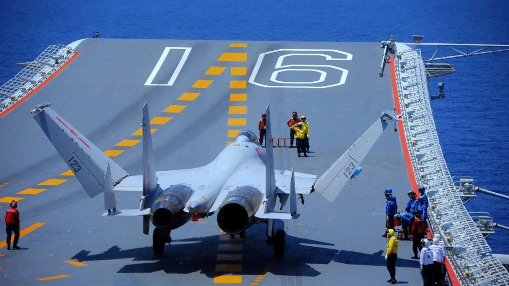 Un navire français est entré illégalement dans les eaux chinoises, selon la Chine