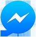 Icône Facebook Messenger