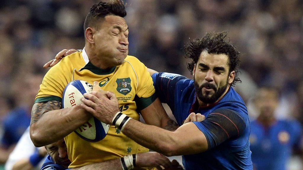 Les Français luttent contre l'homophobie dans le sport alors qu'Israël Folau attend son destin