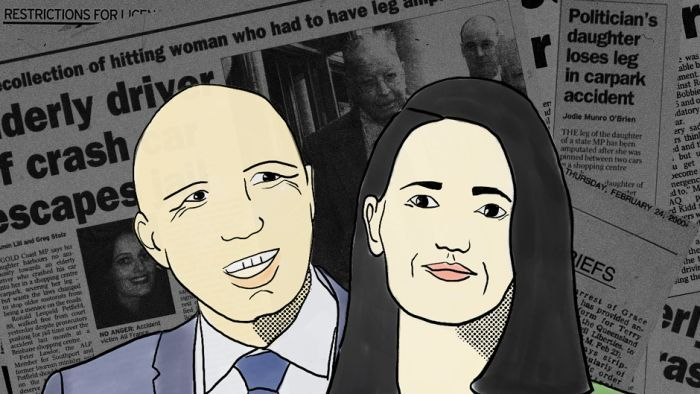 Les élections fédérales ont Peter Dutton et Ali France à Dickson divisés par la politique, mais unis par un traumatisme