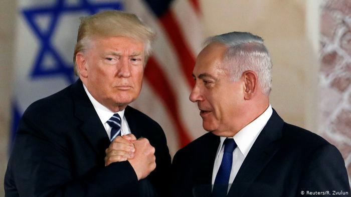 USA-Israël: Trump et Netanyahu