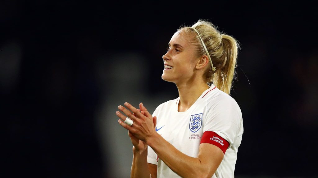 Coupe du Monde Féminine de la FIFA, France 2019 ™ - Actualités - Houghton: Nous voulons aller encore plus loin