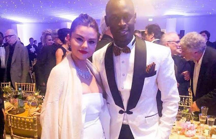 Message du roi Kaka à la rencontre de Selena Gomez en France