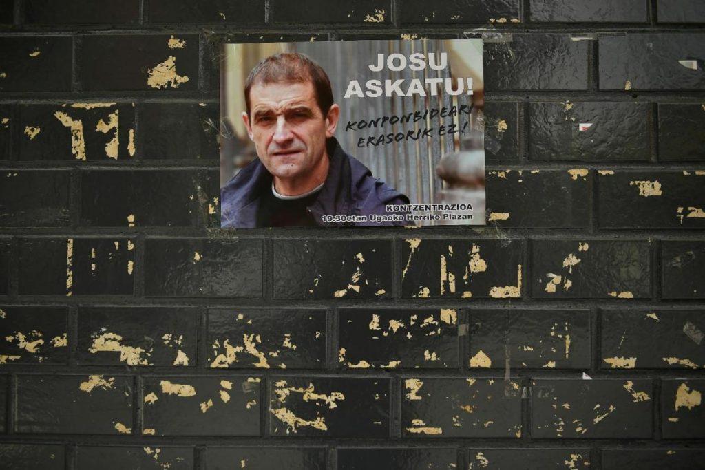 Un chef séparatiste basque emprisonné en France, jour après sa capture | Nouvelles du monde