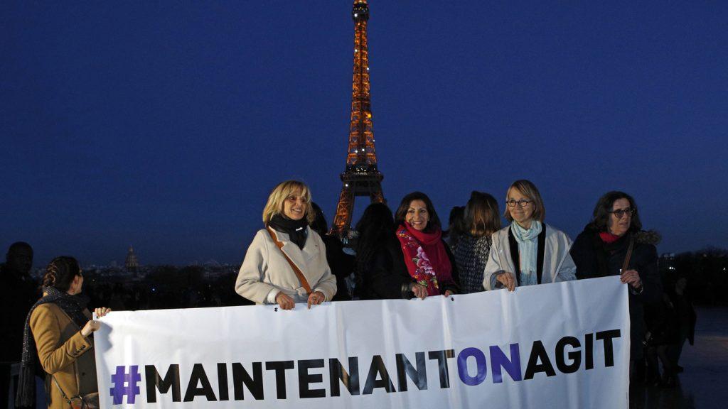 #MeToo In France est vu comme une perte de vitesse: NPR