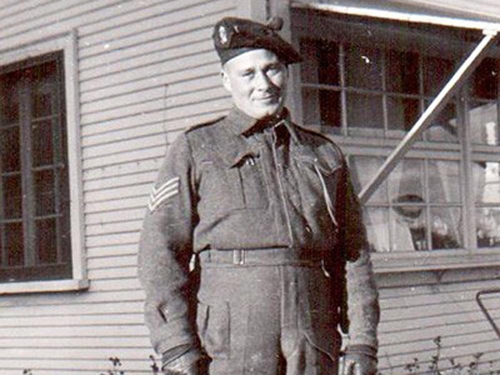 Le corps d'un soldat canadien retrouvé en France et identifié comme étant canadien