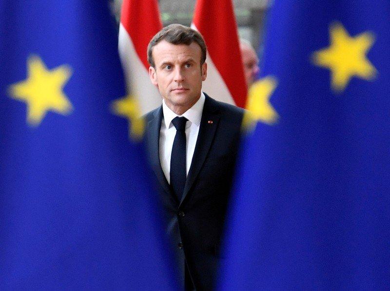Macron dit que GE doit respecter ses engagements en matière d'emploi en France   Actualité à la Une
