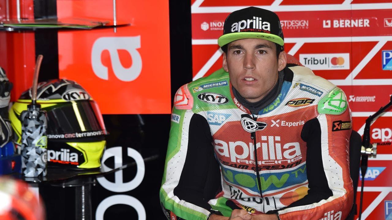 Aleix Espargaro était très critique à l'égard de Jack Miller après Jerez.