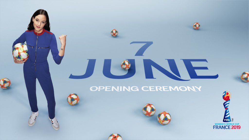 Coupe du Monde Féminine de la FIFA, France 2019 ™ - Actualités - La chanteuse française Jain participera à la cérémonie d'ouverture de France 2019
