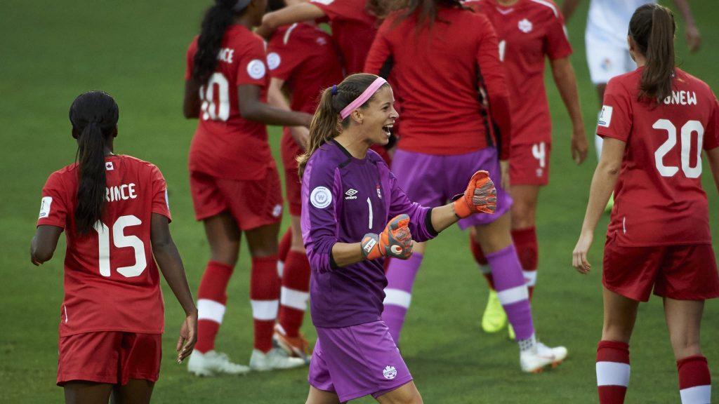 Coupe du Monde Féminine de la FIFA, France 2019 ™ - Actualités - Labbe au cœur de la défense dominante du Canada