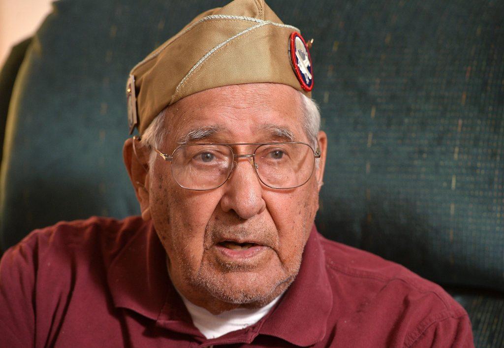 Erie, ancien combattant du jour J, revient en France - News - GoErie.com