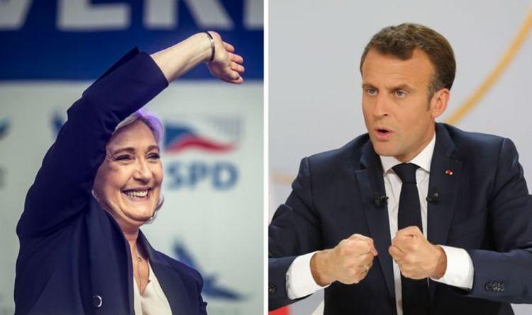 France: Le parti d'Emmanuel Macron OVERTAKEN de Le Pen - sondage de choc | La politique | Nouvelles