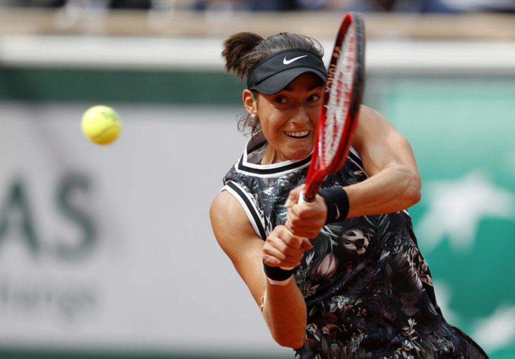 Garcia d'humeur provocante après le départ des Françaises de Roland Garros   Nouvelles