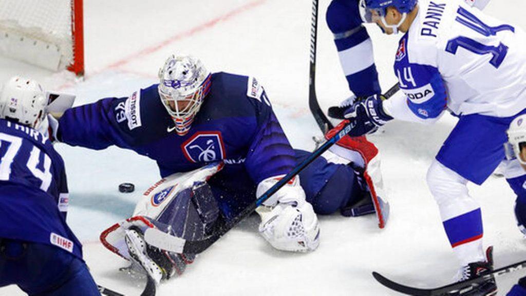 La Finlande et la République tchèque gagnent; La Slovaquie en tête de la France