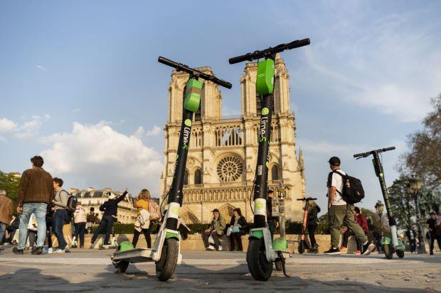 La France interdira les trottinettes électriques des chaussées en septembre - Tech News