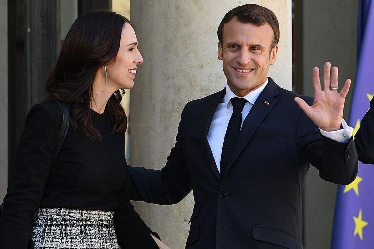 La Nouvelle-Zélande et la France vont lancer un appel pour mettre fin à l'extrémisme en ligne