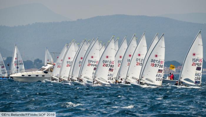 La chaîne olympique française se resserre devant la presse >> Les nouvelles de Scuttlebutt Sailing