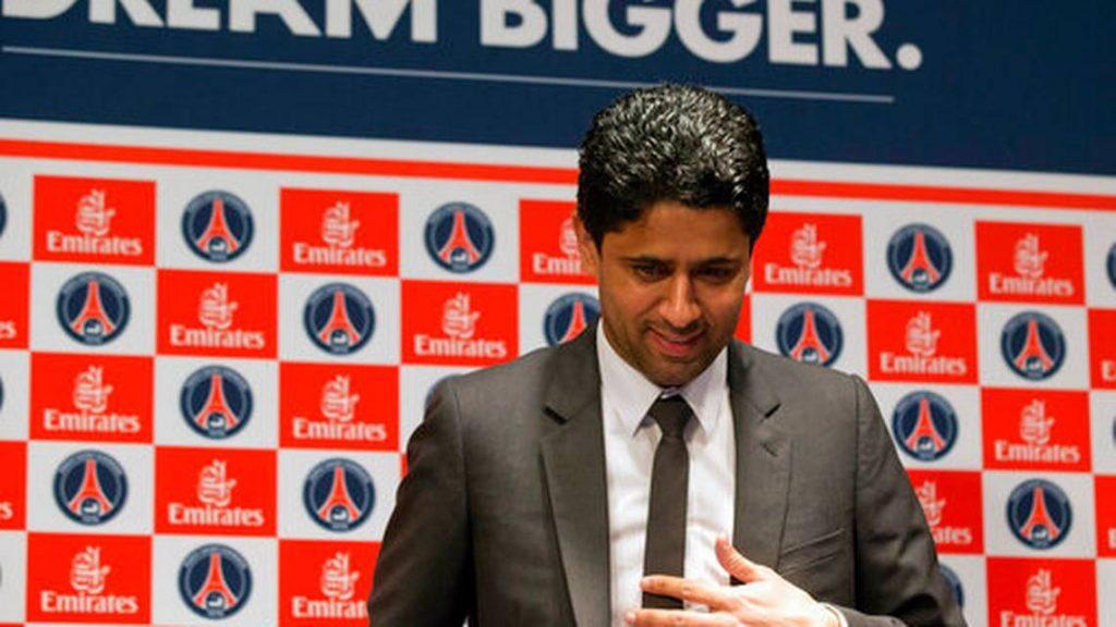 Le président d'un club de football lié à une enquête sur la corruption en France