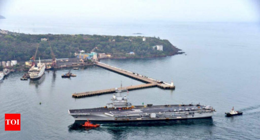 Les marines indienne et française commencent la phase en mer de l'exercice 'Varuna' | Inde Nouvelles