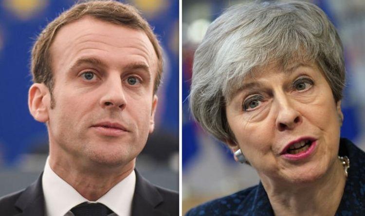 Nouvelles de l'UE: Macron a-t-il admis que le Brexit allait faire bloc avec cette réclamation? | UK | Nouvelles