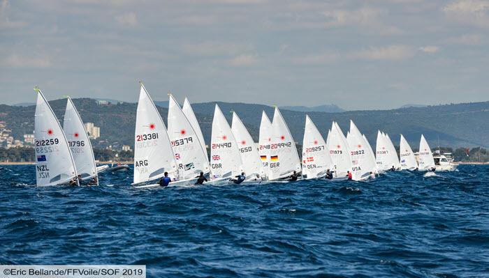 Qualifications terminées à la Semaine olympique française >> Scuttlebutt Sailing News