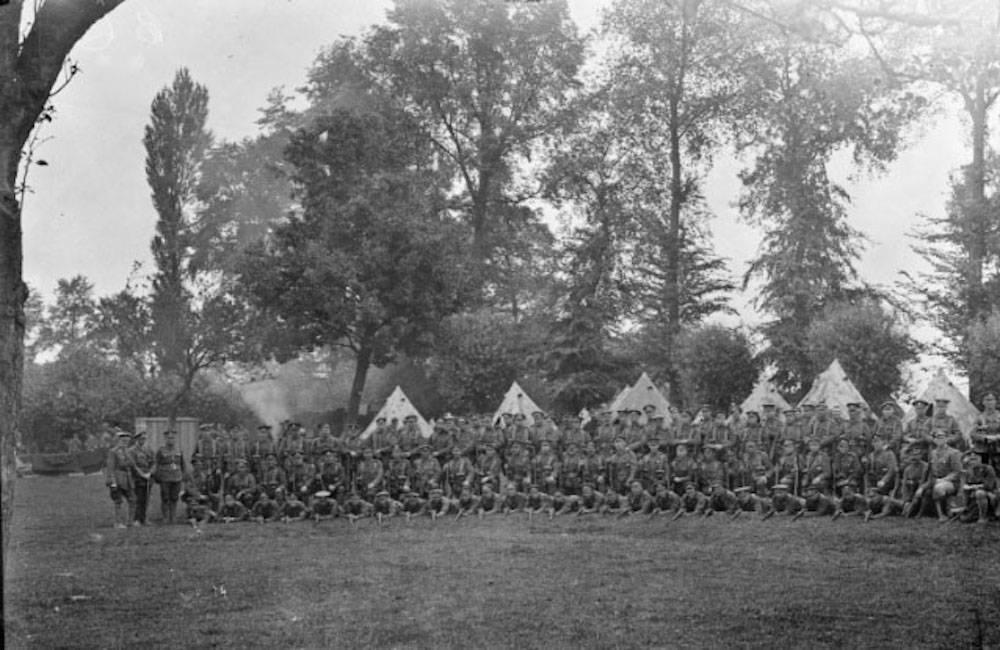 Un soldat d'Esquimalt de la Première Guerre mondiale identifié en France - Victoria News