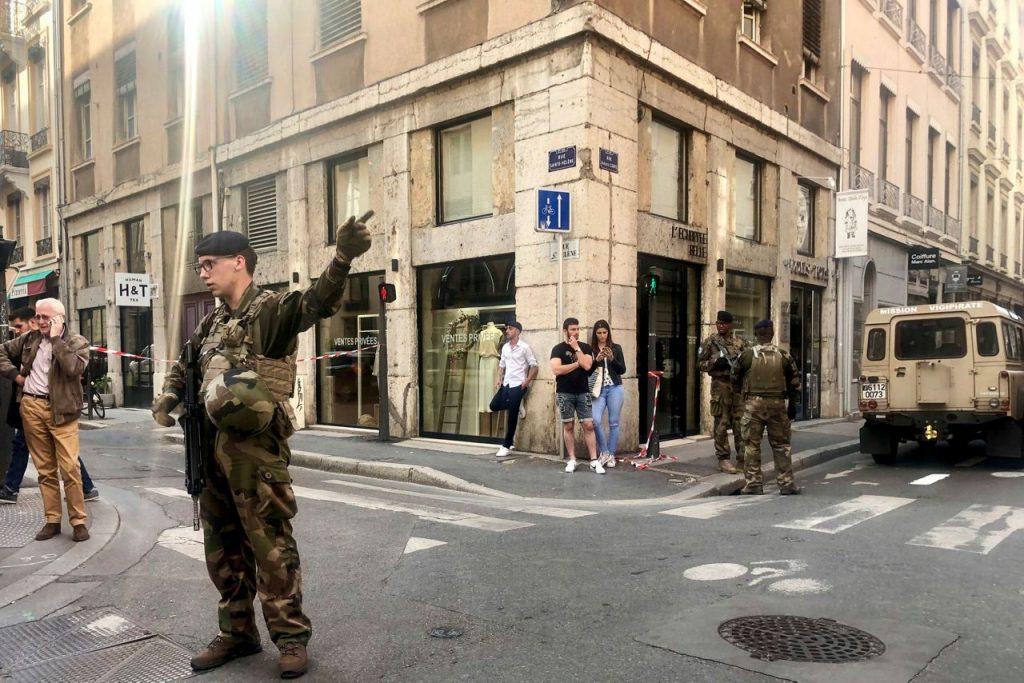Une explosion à Lyon en France fait 8 blessés; causes inconnues