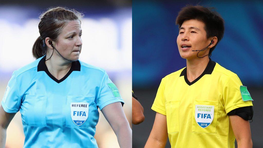 Coupe du Monde Féminine de la FIFA, France 2019 ™ - Actualités - Deux arbitres sélectionnés pour le retrait de la Coupe du Monde Féminine de la FIFA, France 2019 ™