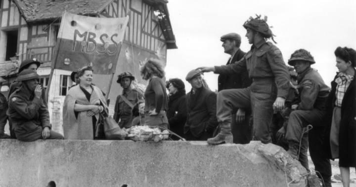 «Nous avons dansé dans les rues avec les soldats»: des civils français se souviennent des joies et des horreurs du jour J - National