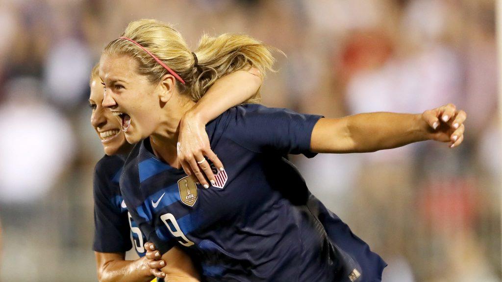 Coupe du Monde Féminine de la FIFA, France 2019 ™ - Actualités - Une sorte de retour au pays pour les États-Unis Horan