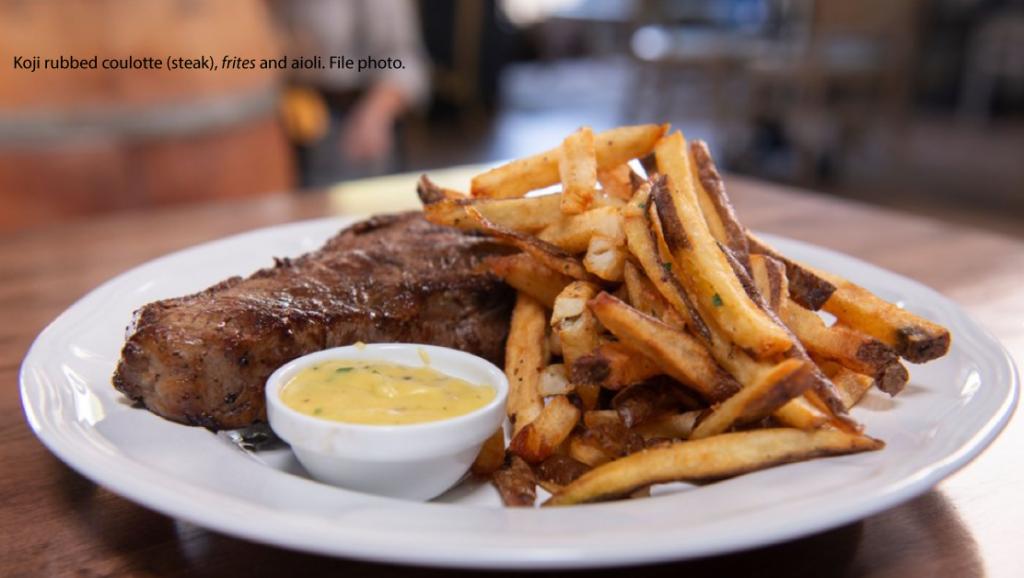 La Buvette est maintenant ouverte - Cuisine française sur Seventh Street