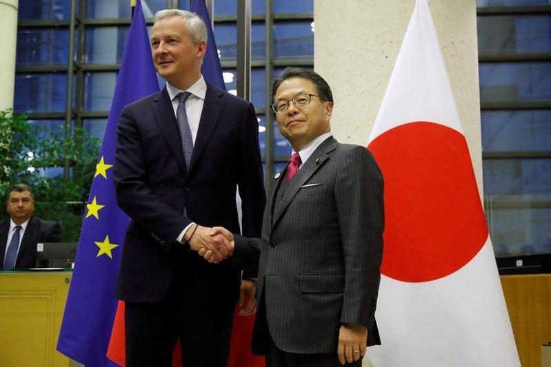 Le Japonais Seko et le Français Maire vont se réunir à 09h00 GMT: ministère   Nouvelles du monde