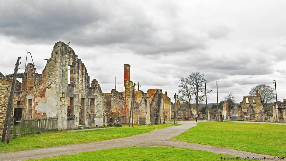 Oradour-sur-Glane marque le pire massacre de civils par les nazis en France | Nouvelles | DW