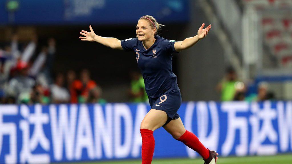 Coupe du Monde Féminine de la FIFA, France 2019 ™ - Actualités - L'Allemagne se ressaisit face au rebond du Nigéria