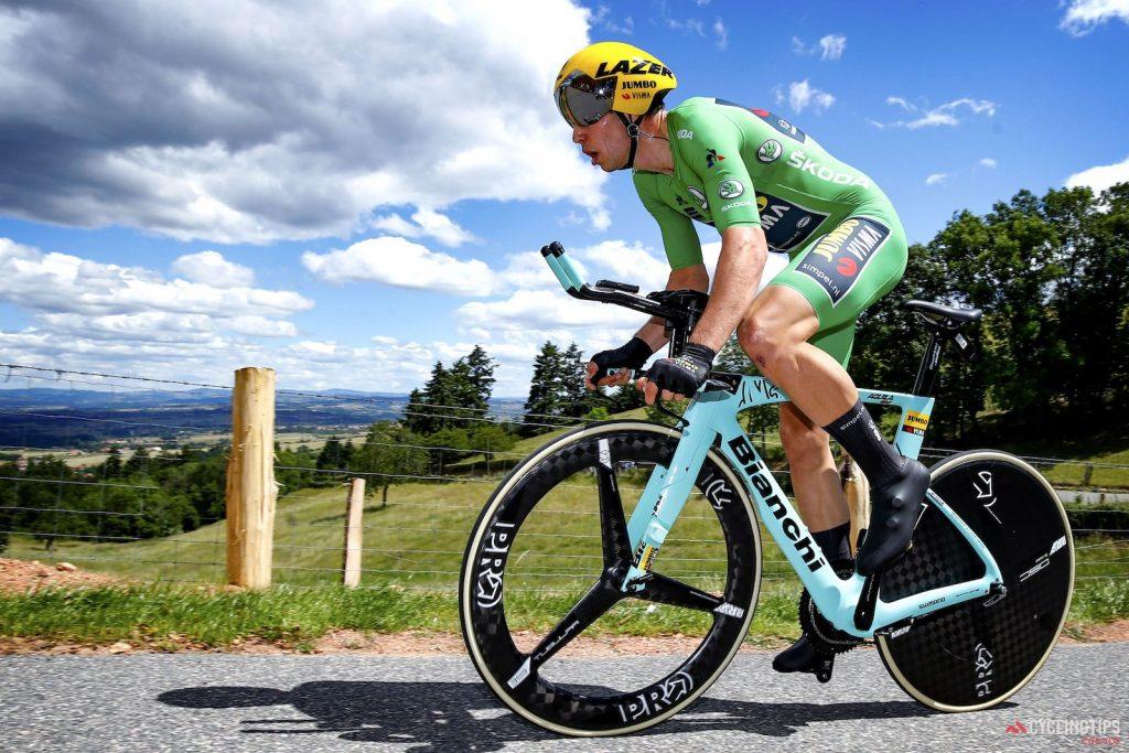 Froome manque le Tour, van Aert remporte le Dauphiné TT: Daily News Digest