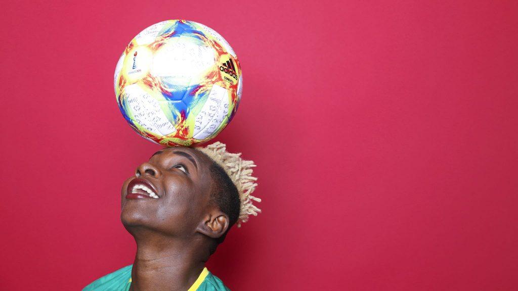 Coupe du Monde Féminine de la FIFA, France 2019 ™ - Actualités - Lionnes enthousiasmée par un duo animé