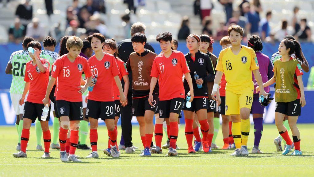 Coupe du Monde Féminine de la FIFA, France 2019 ™ - Actualités - Taegeuk Nangja apprend la douloureuse leçon