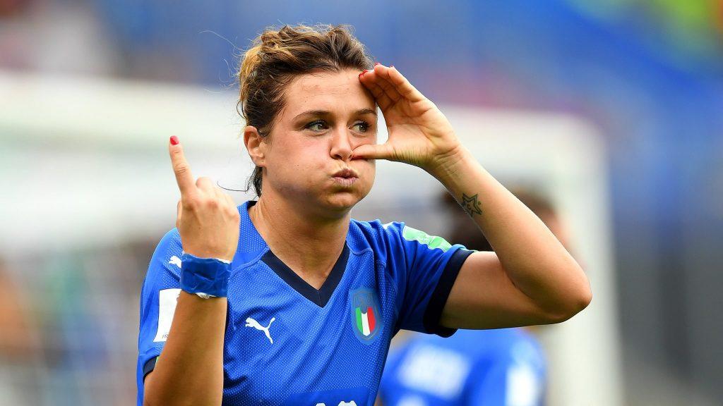 Coupe du Monde Féminine de la FIFA, France 2019 ™ - Actualités - Girelli: Nous voulons envoyer un message fort à la société italienne